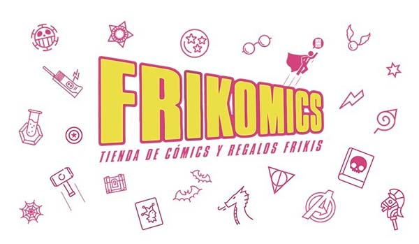 tienda-friki-logrono-frikomics-logo