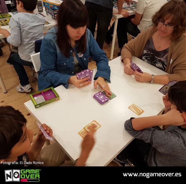 No Game Over 2ª edición en asociación lúdica de Madrid El Dado Rúnico foto 3