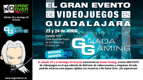 evento-gamer-friki-guadalajara-guada-gaming-2018