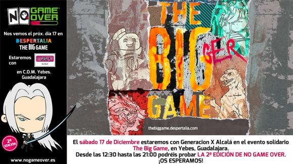 eventos-frikis-the-big-game-2016