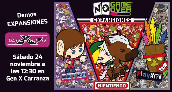 generacion-x-tienda-friki-madrid-demos-no-game-over-expansiones-nov-2018