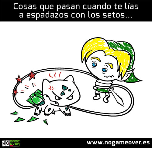 humor-gamer-zelda-link-setos-bulbasaur-pokemon