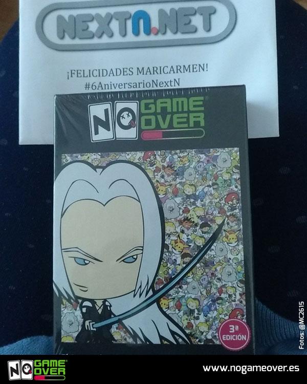 juego-de-mesa-friki-de-videojuegos-no-game-over-3-edicion-mari-carmen