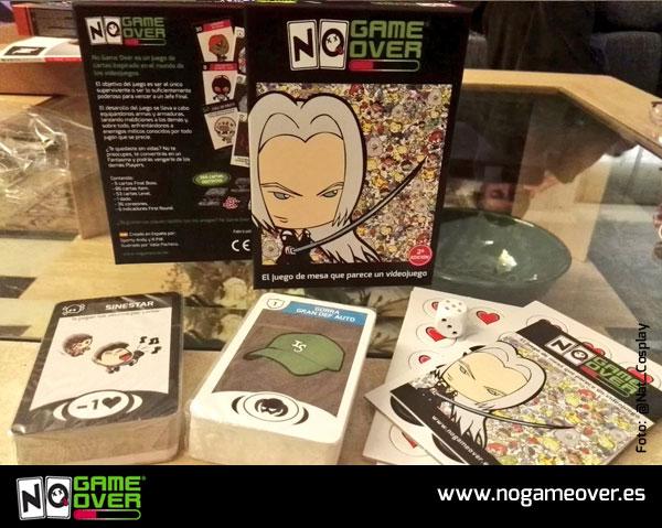 juego-de-mesa-friki-de-videojuegos-no-game-over-3-edicion-Nat_cosplay