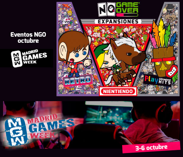 madrid-games-week-2019-eventos-frikis-madrid