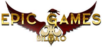 Tienda de juegos de mesa Bilbao Epic Games logo