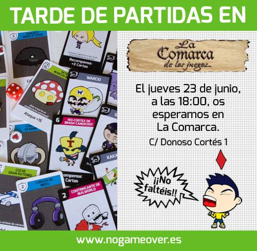 tienda-de-juegos-de-mesa-la-comarca-partidas-no-game-over-jueves-23-junio