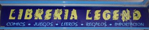 tienda-friki-albacete-libreria-legend-juegos-de-mesa-comics-logo