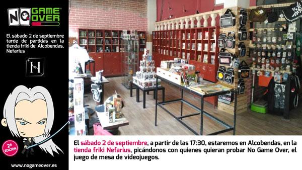 tienda-friki-alcobendas-juegos-de-mesa-nefarius-evento-09-17