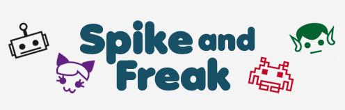 tienda-friki-online-spike-and-freak