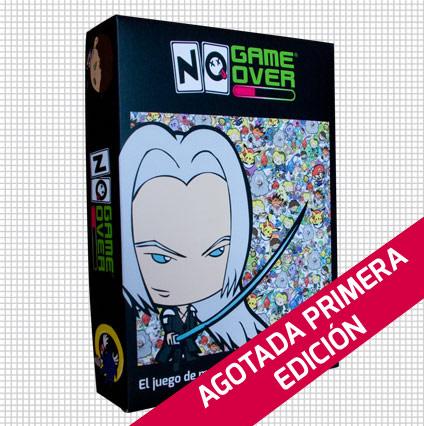 juego de mesa de videojuegos No Game Over caja 1a edición